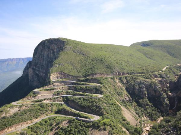 Serra da Leba e Cemitério dos Boers