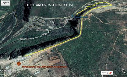Pelos flancos da Serra da Leba