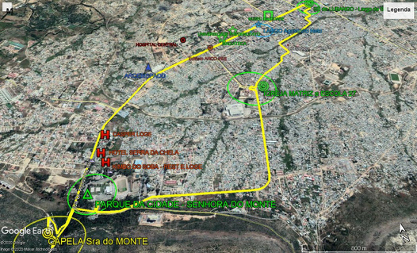 City Tour Completo Cidade do Lubango