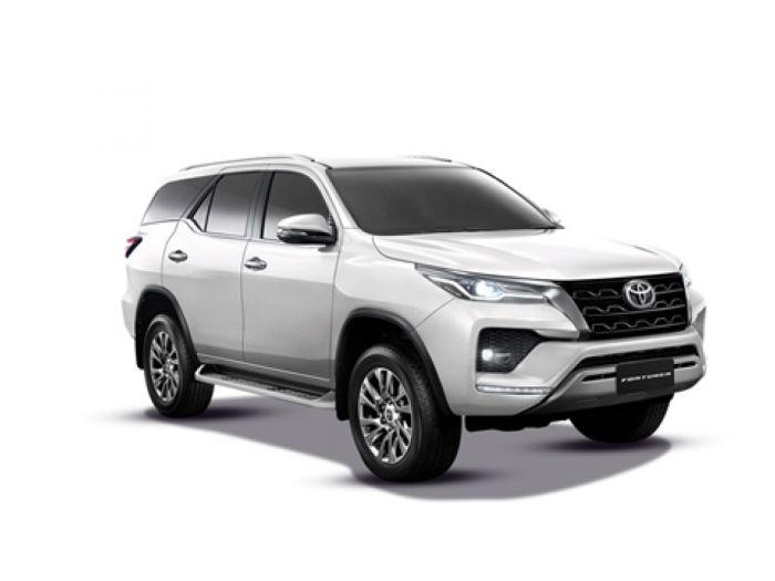 (GC) Toyota Fortuner