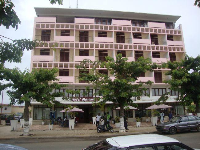 Hotel Maiombe