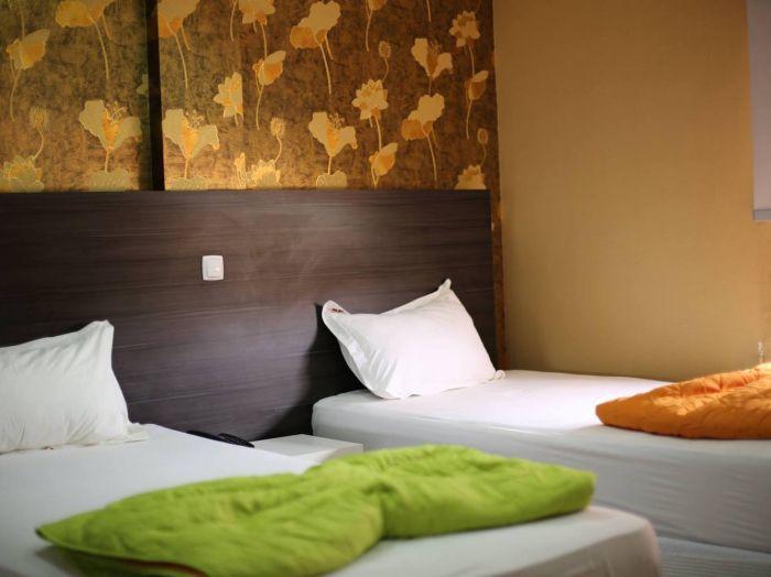 Hotel Bago Vermelho