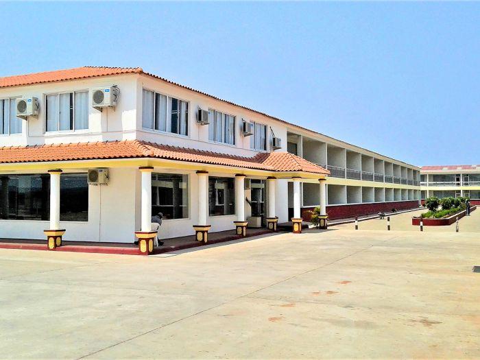 Hotel M'Banza Marimba