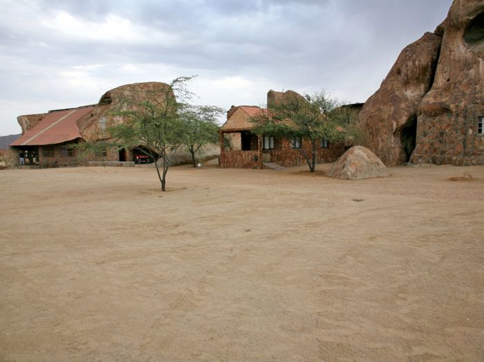 Omauha Lodge