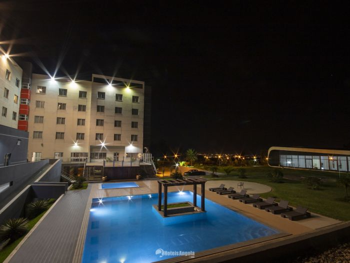 Hotel Serra da Chela