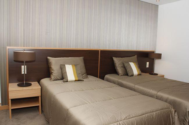 Hotel Ritz Capital Luanda ~ Quarto Tipo Twin