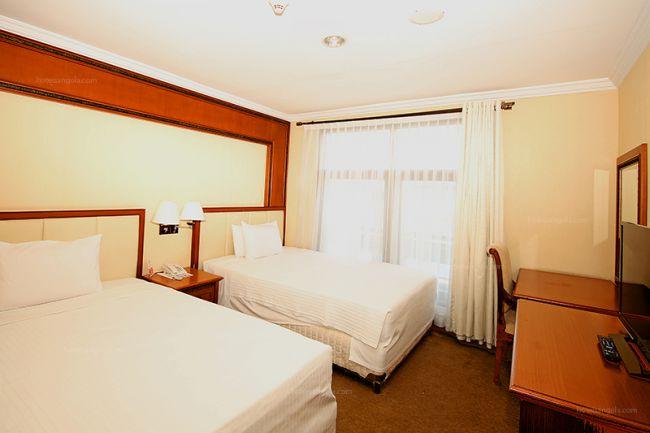 Hotel Njinga Malanje ~ Quarto Tipo Twin