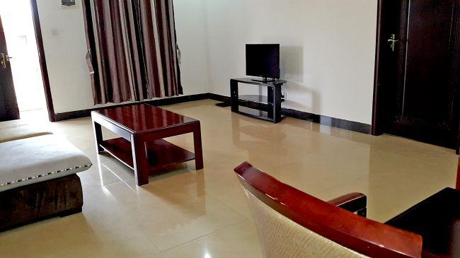 Mika Hotel Viana ~ Quarto Tipo Twin