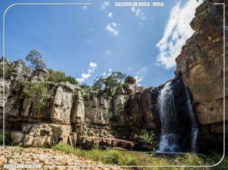 Cascata da Huila
