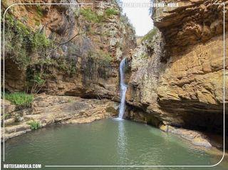 Hungueria Waterfall