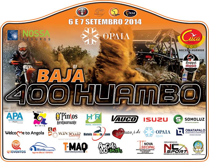 Baja 400 Huambo