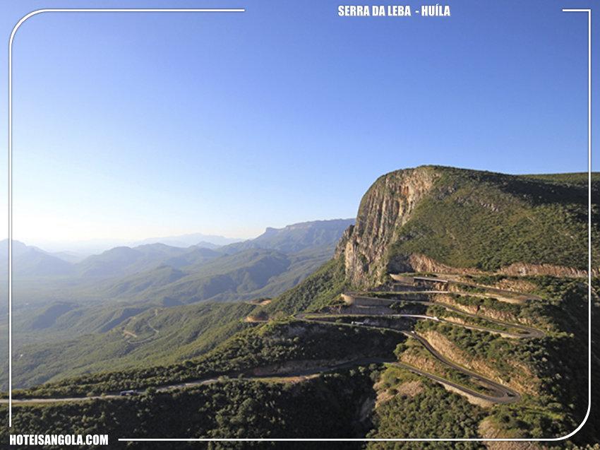 Serra da Leba