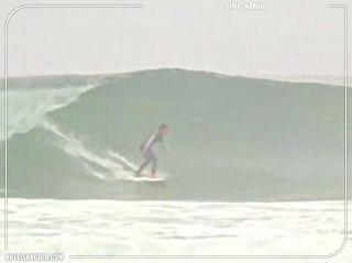 Surf at Namibe