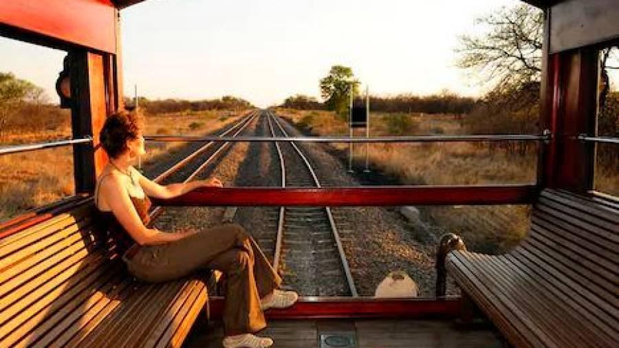 Fotografia: Rovos Rail