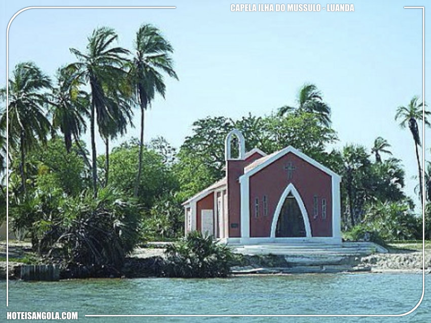 Capela Ilha do Mussulo