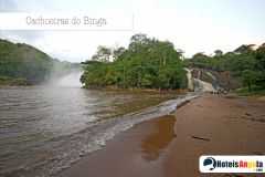 Binga Waterfalls