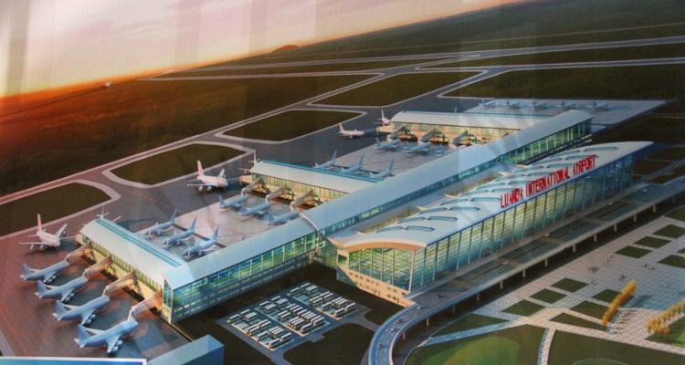Novo aeroporto em 2019