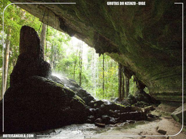 Nzenzo´s Cave
