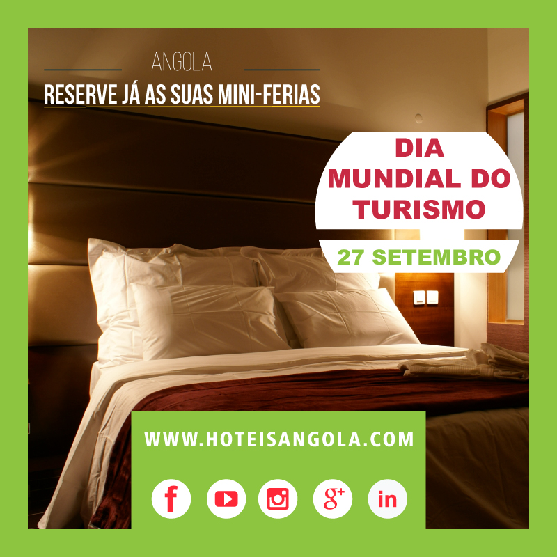Hotel Praia Morena - Dia Mundial Turismo