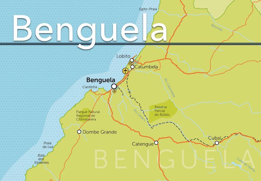 Ministra do Turismo visita Província de Benguela