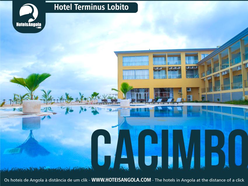 Cacimbo - Hotel Terminus Lobito