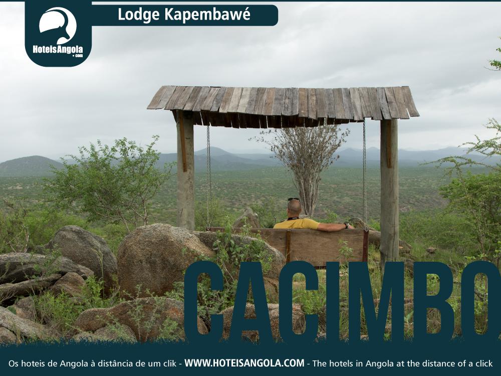 Lodge Kapembawé - Cacimbo