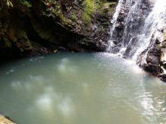 Roteiro - Belize - Piscinas da 1ª Cascata