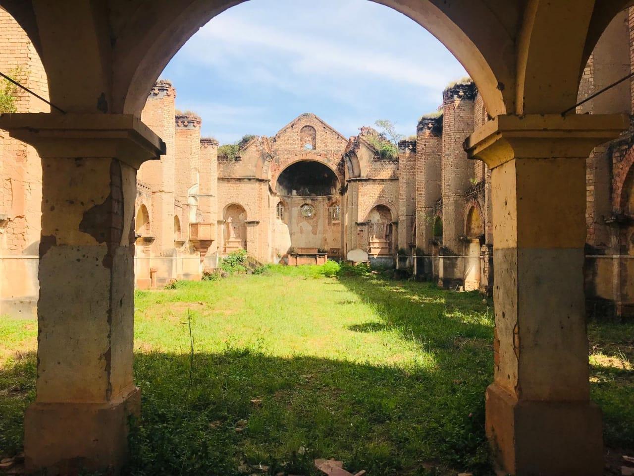 Catedral de S. José - Missão do Janjo