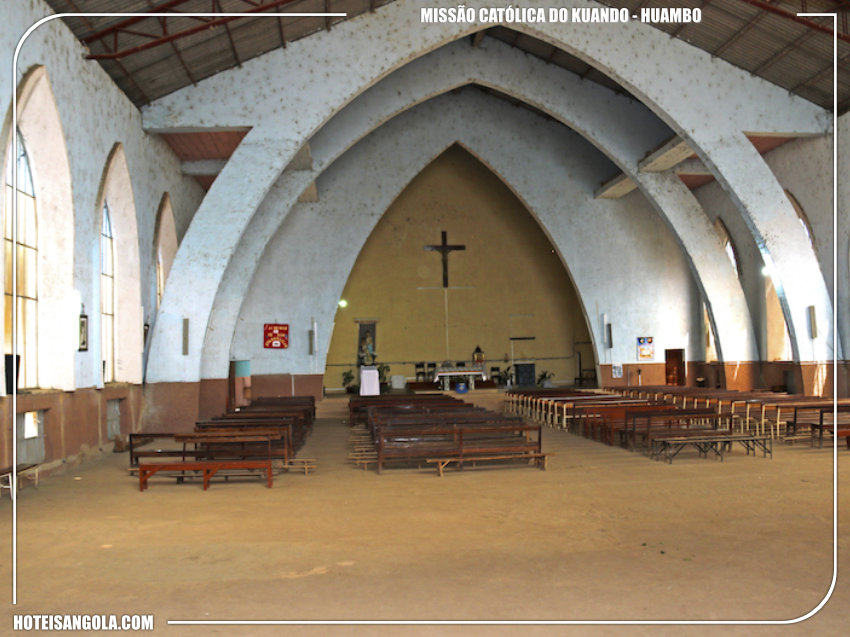 Igreja da Missão Católica do Kuando