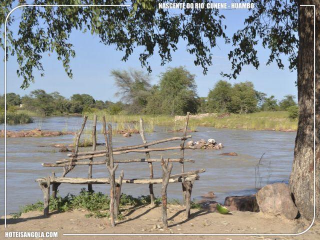 Source Cunene River