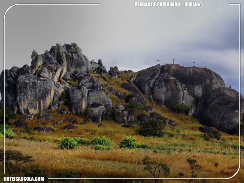 Pedras de Kandumbo
