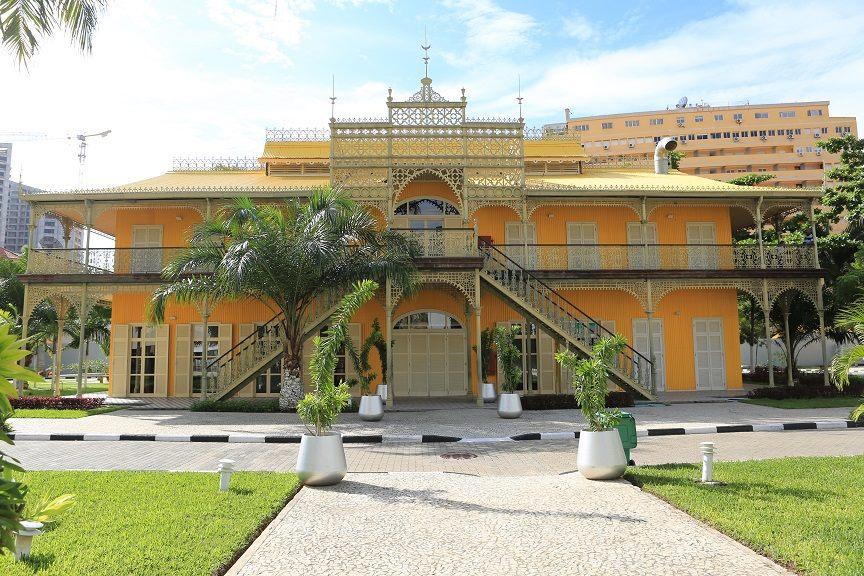 Angola com mais de 200 monumentos e sítios classificados