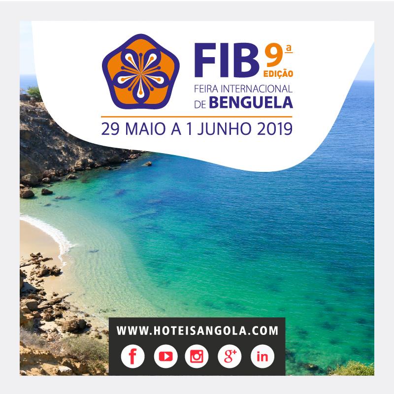 FIB 2019 - Feira Internacional de Benguela
