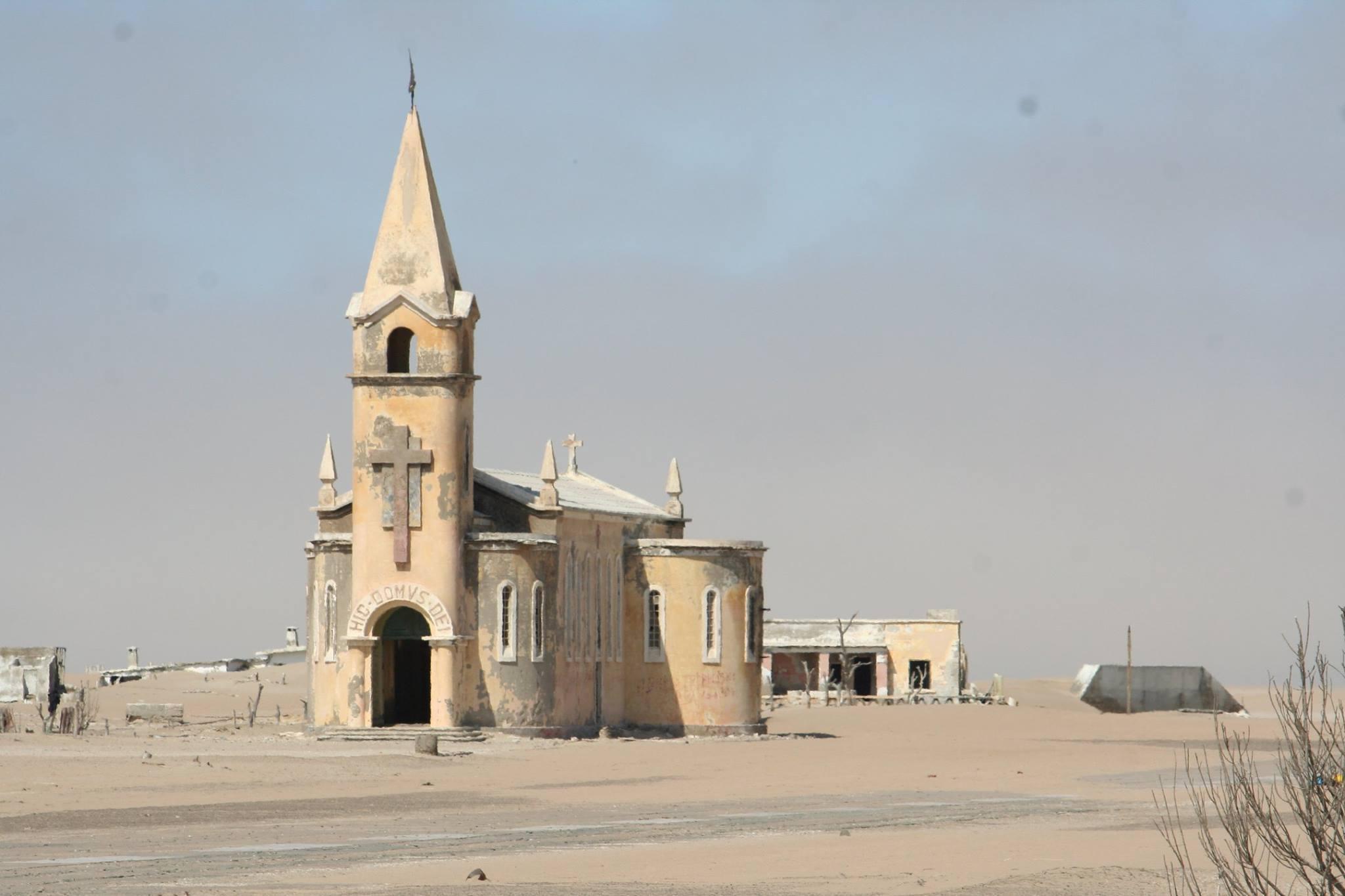 Namibe Historico