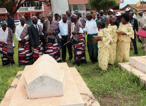 Foto: Garcia Mayatoko | Edições Novembro | Mbanza Kongo