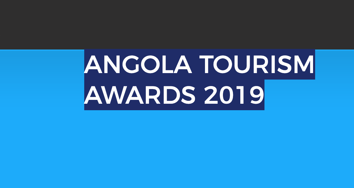 Angola Tourism Awards 2019
