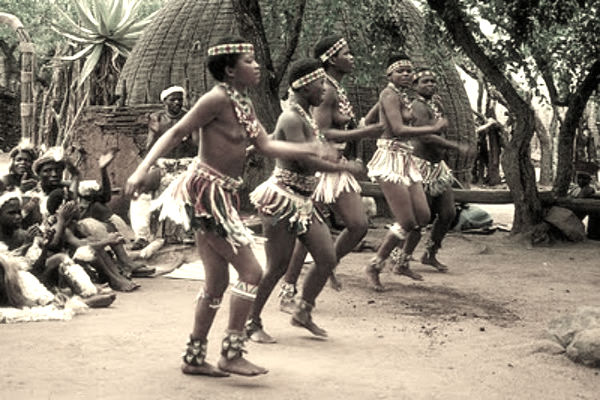 Povo Tchokwé