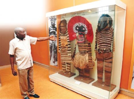 Museu do Dundo é o guardião da tradição Côkwe