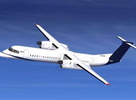 Aviões Dash começam a chegar no fim de Março