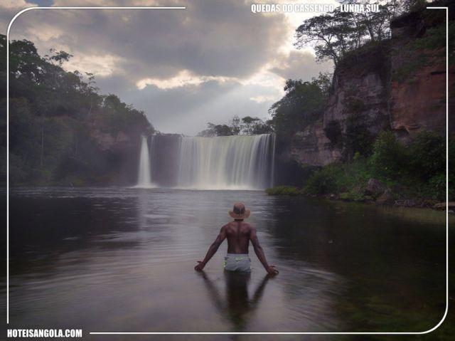 Cassengo Falls