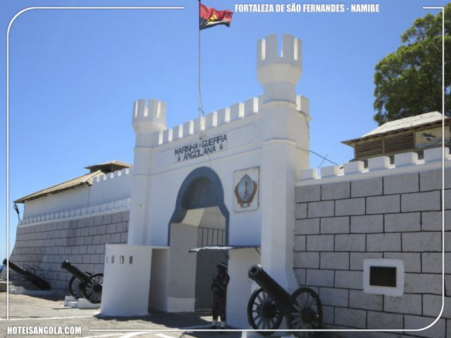 Fortress of São Fernandes Of Namibe