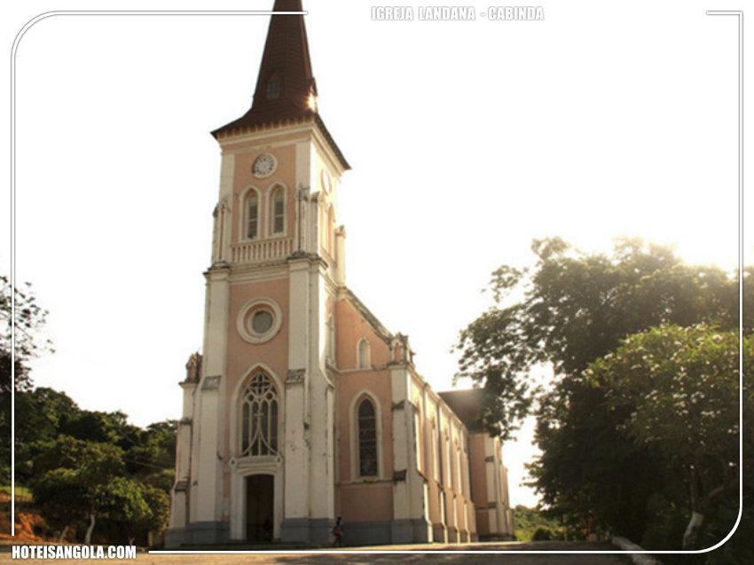 Igreja de Lândana