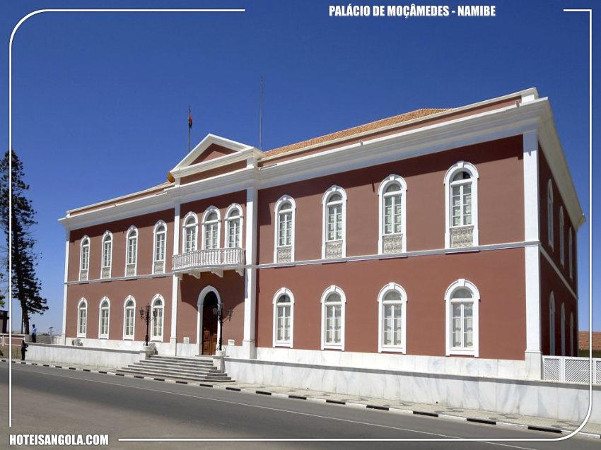Palace of Moçamêdes