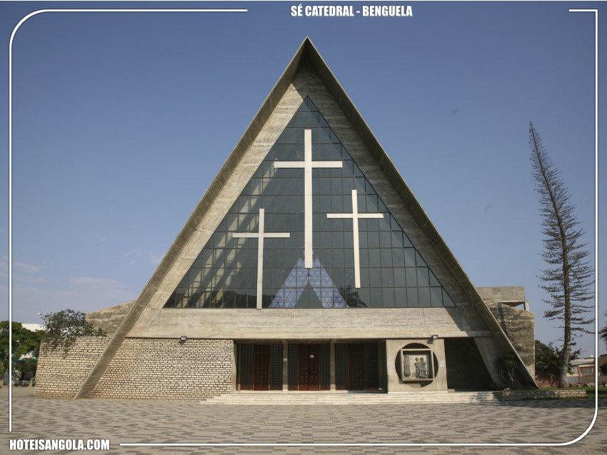 Church of Se Catedral de Benguela