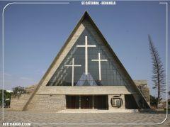 Igreja da Se catedral de Benguela