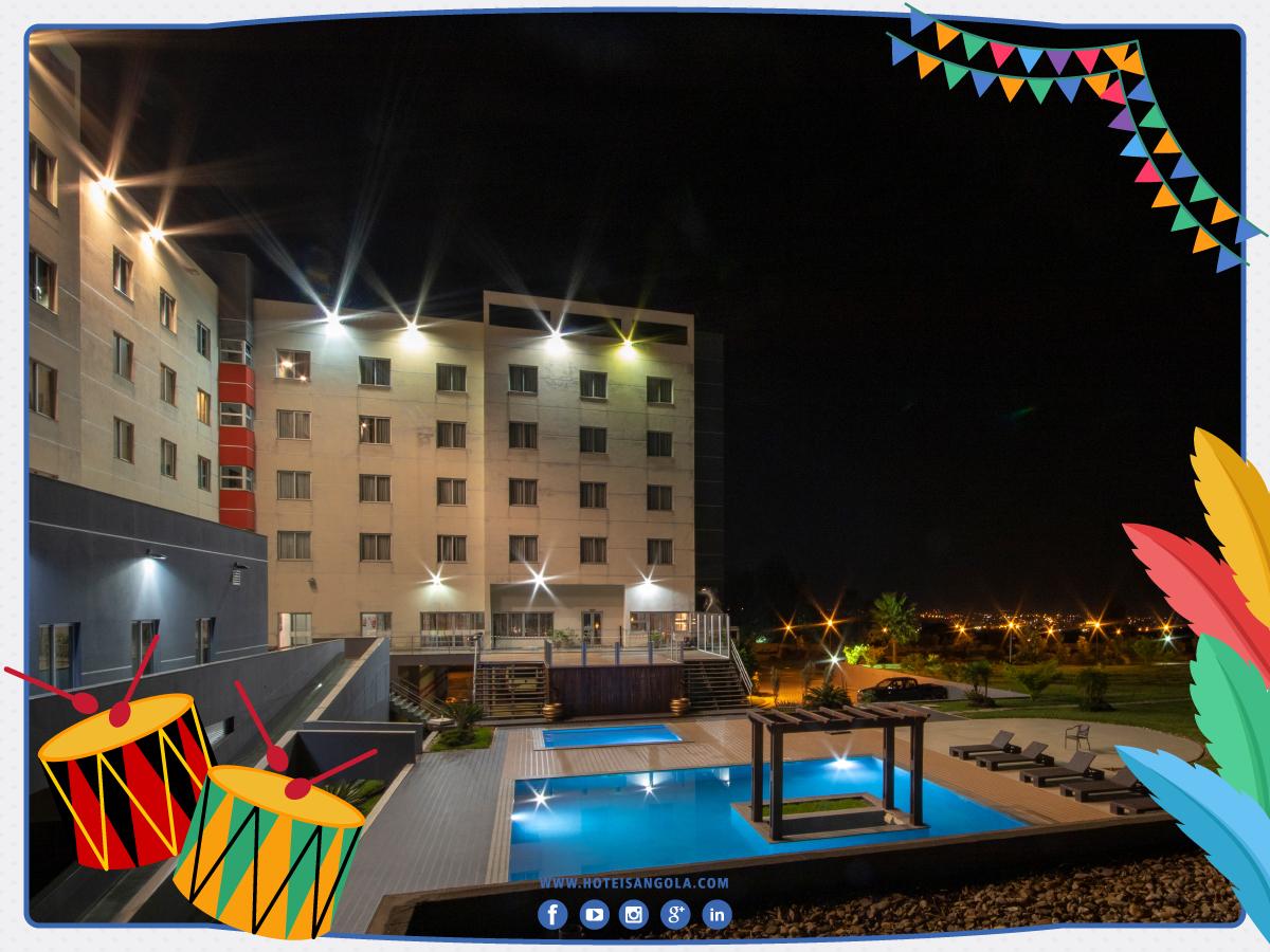 Carnaval - Hotel Serra da Chela
