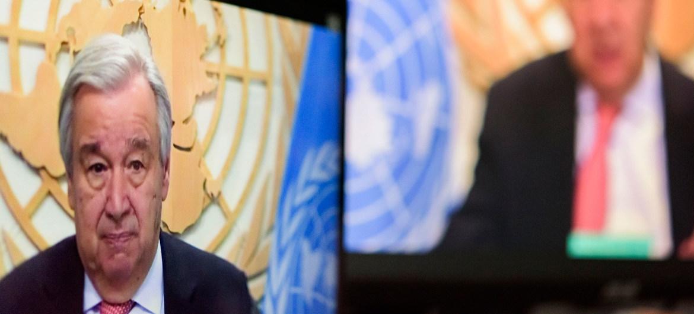 ONU/Manuel Elias Para António Guterres é obrigatório reconstruir o turismo.