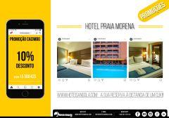 Cacimbo  - Hotel Praia Morena