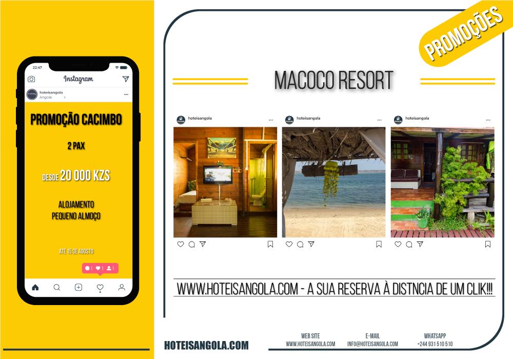 Cacimbo  - Macoco Resort