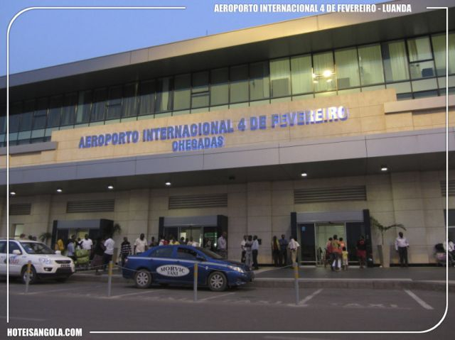 Aeroporto Internacional de Luanda (Ex Aeroporto General Craveiro Lopes)